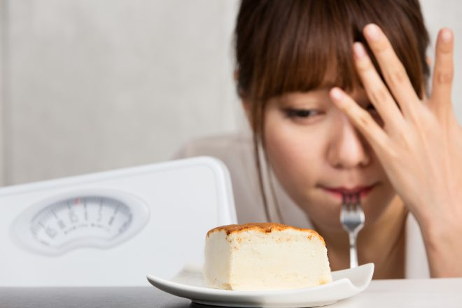 ダイエット 食事 中 生理