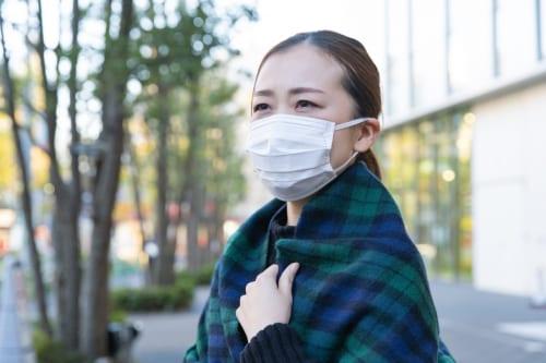 たまる マスク 鼻くそ